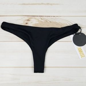 Amuse society bikini bottom